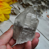 Brazilian Quartz with Inclusions
