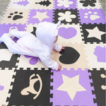 Foam Baby Crawling Mat/Puzzle Play Mat | Sweet Home