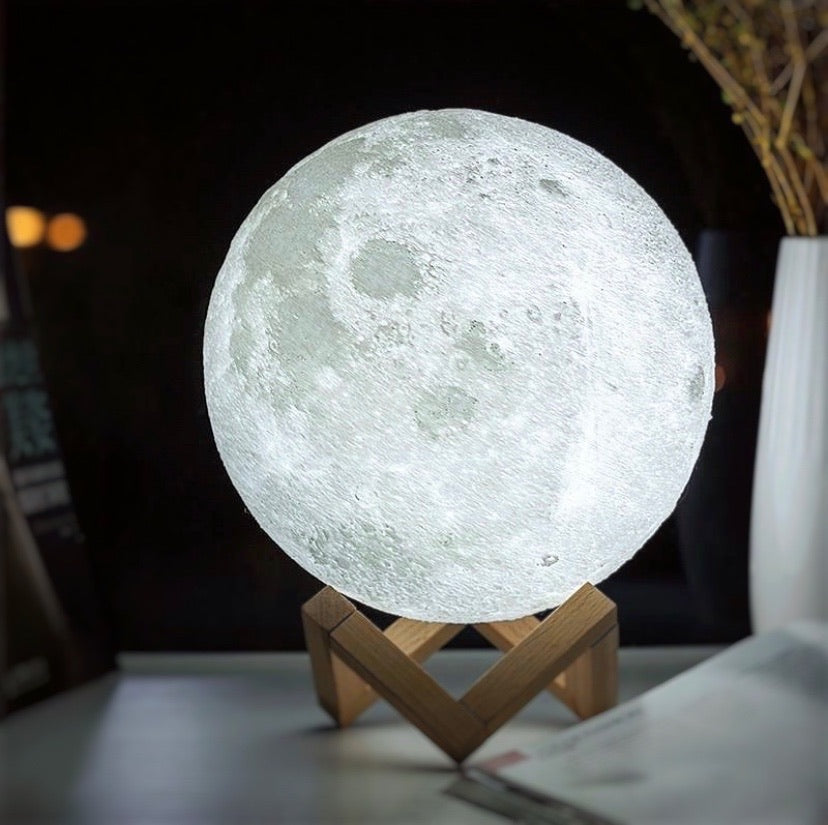 LED Moon Lamp Night Light