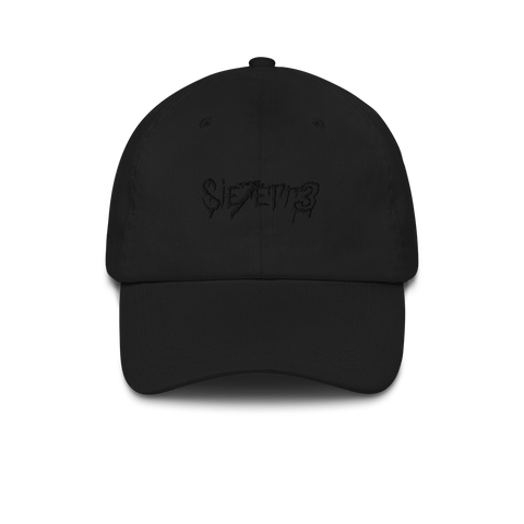 LABEL BLACK LOGO DAD HAT + DIGITAL EP