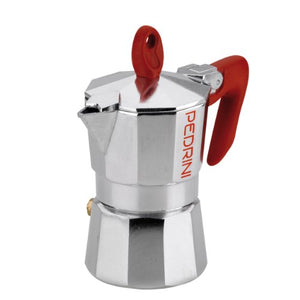 Open image in slideshow, Pedrini 2-cup coffee maker