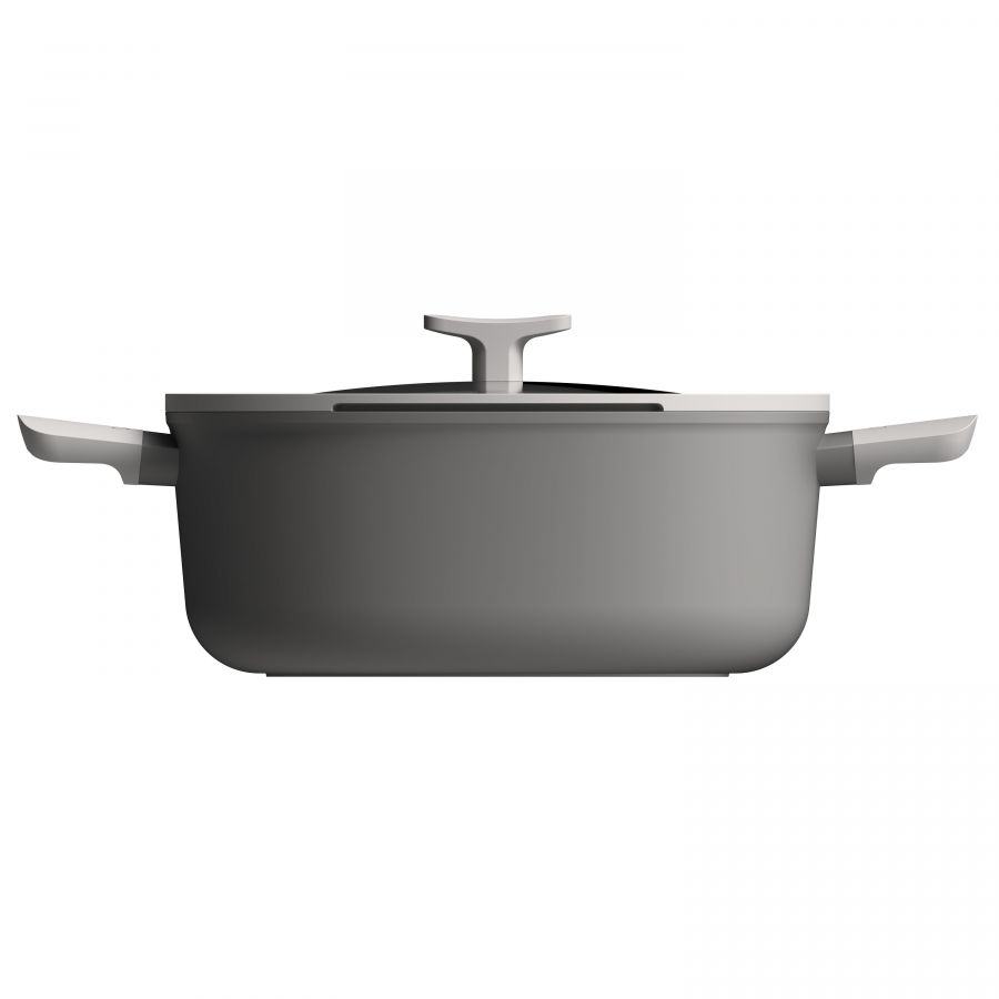 Covered stockpot 28 cm - Leo