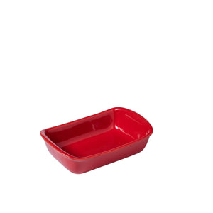 Pyrex Supreme Rect Roaster 22cm Red