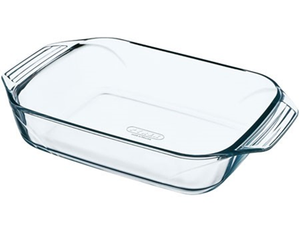 Pyrex Optimum Rectangular Roaster 39x25 cm