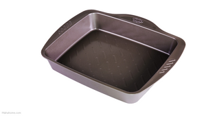 Pyrex Asimetria Rectangular Roaster 30 cm Xl Handle