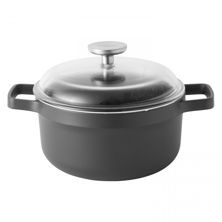Covered casserole 20 cm - Gem
