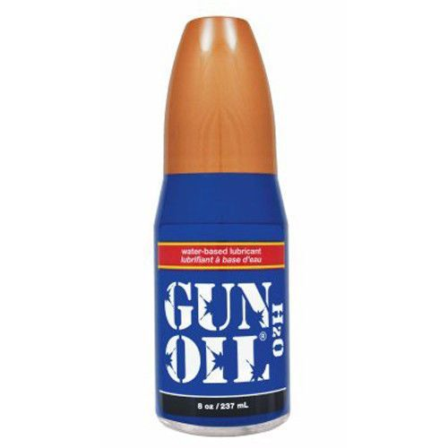 4120 - Lube, Gun Oil - 4oz (Water Based)