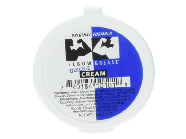 1143 - Lube, Elbow Grease - Quickie (Original Formula)