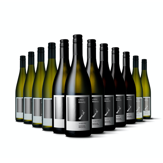 Single Vineyard Marlborough Mixed Case Selection. Five different wines to explore. Free and fast UK delivery.  Great party pack.