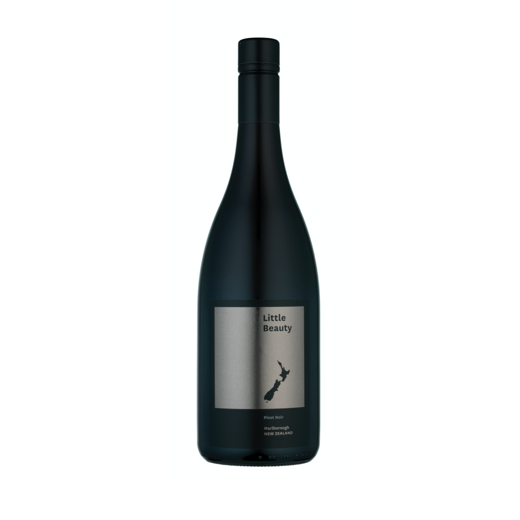 Exceptional small production Single Vineyard Marlborough Pinot Noir.  Free Uk delivery.