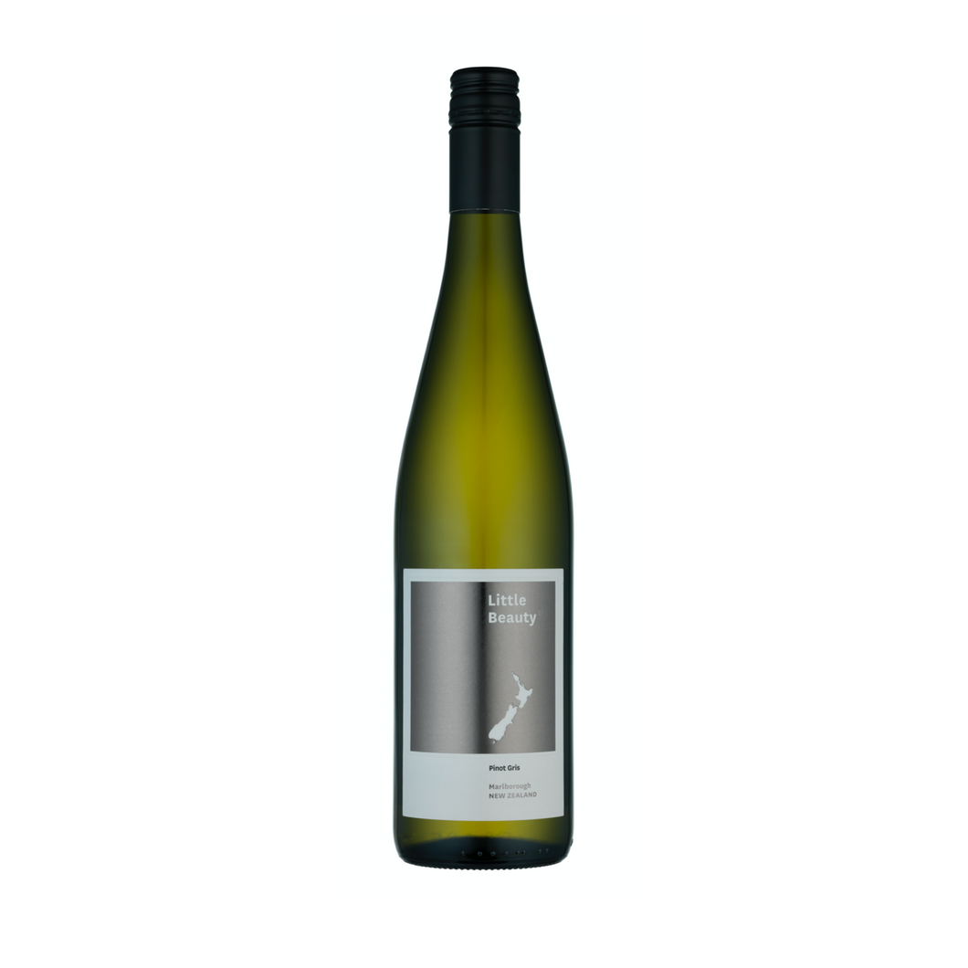 Single Vineyard Marlborough Pinot Gris.  Available to buy online, free UK delivery.