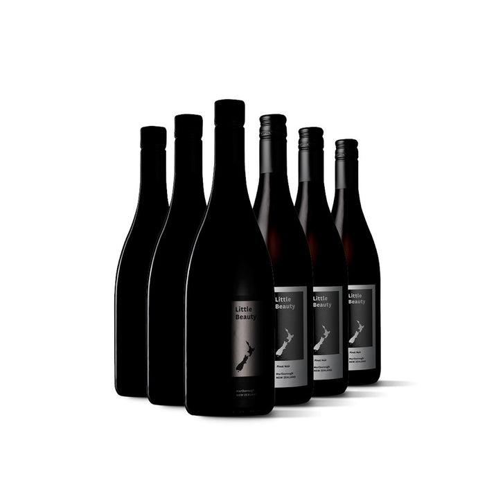If you're a lover of Marlborough Pinot Noir, this mixed case will not disappoint.  Stylish small production wines available to order online.  Free and fast UK delivery.