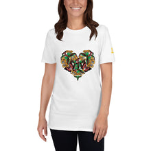 Load image into Gallery viewer, Butterflies R Us Heart T-Shirt