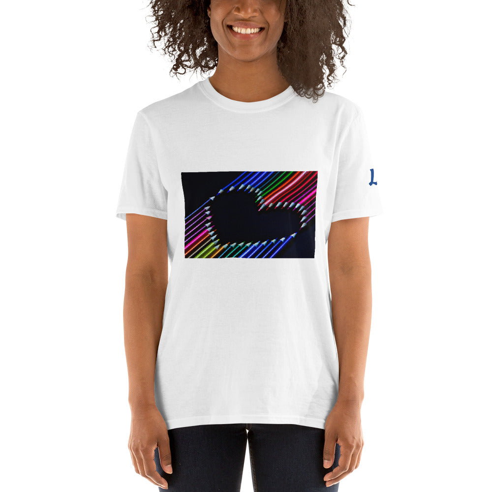 Light Up Heart T-Shirt