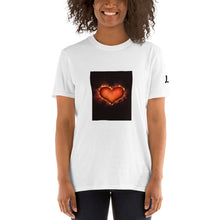 Load image into Gallery viewer, Blazin Heart T-Shirt
