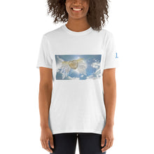Load image into Gallery viewer, Perfect Sky with Hearts T-Shirt