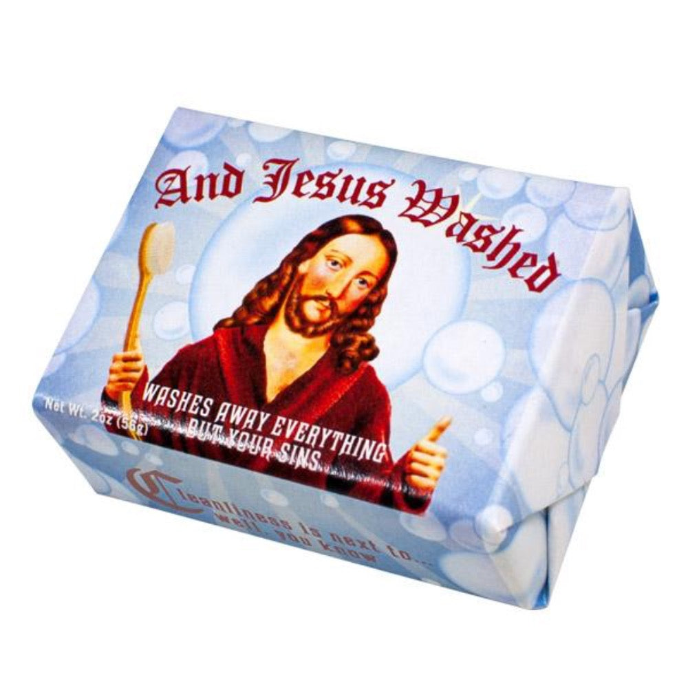 Unemployed Philosopher's Guild Jesus Soap