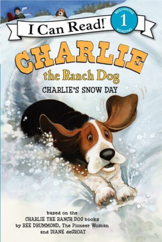I Can Read: Charlie the Ranch Dog - Charlie's Snow Day