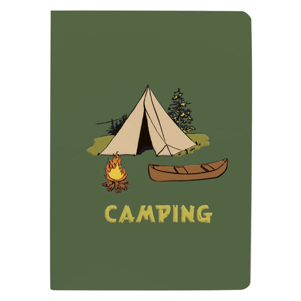 Unemployed Philosopher's Camping Notebook
