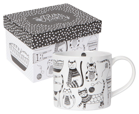 Danica Purr Mug in a Box