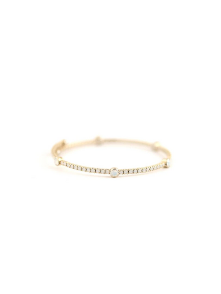 Lover's Tempo Constellation Bangle