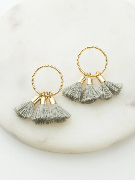 Lover's Tempo Duster Tassel Earrings