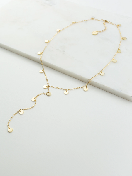 Lover's Tempo Fool's Gold Necklace