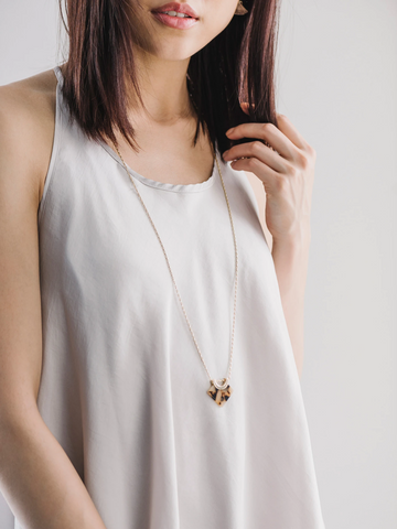 Lover's Tempo Libra Long Necklace