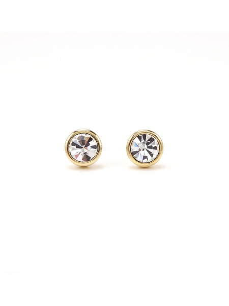 Lover's Tempo Swarovski Stud Earrings