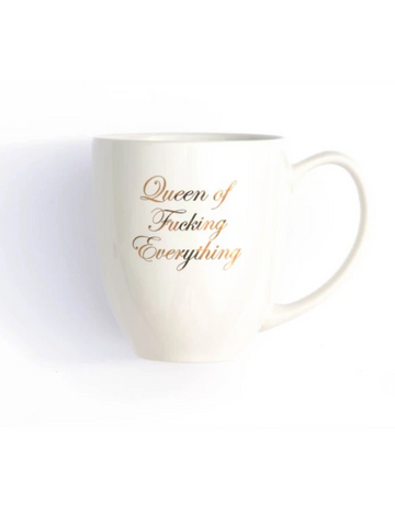 Meriwether Mug Queen of Everything