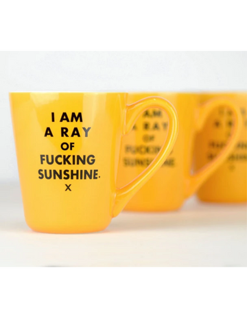 Meriwether Mug Ray of Sunshine