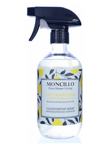 Moncillo Cleaning Spray Fig and Lemon 473mL