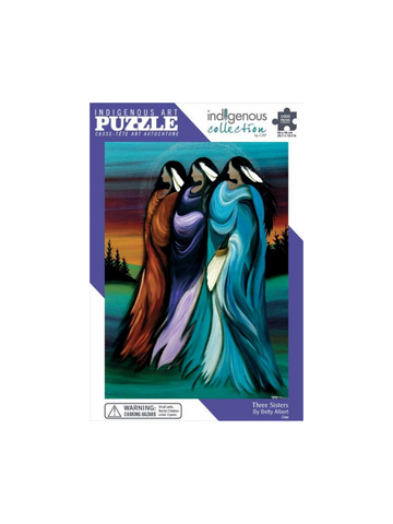 Indigenous Collections Three Sisters Puzzle