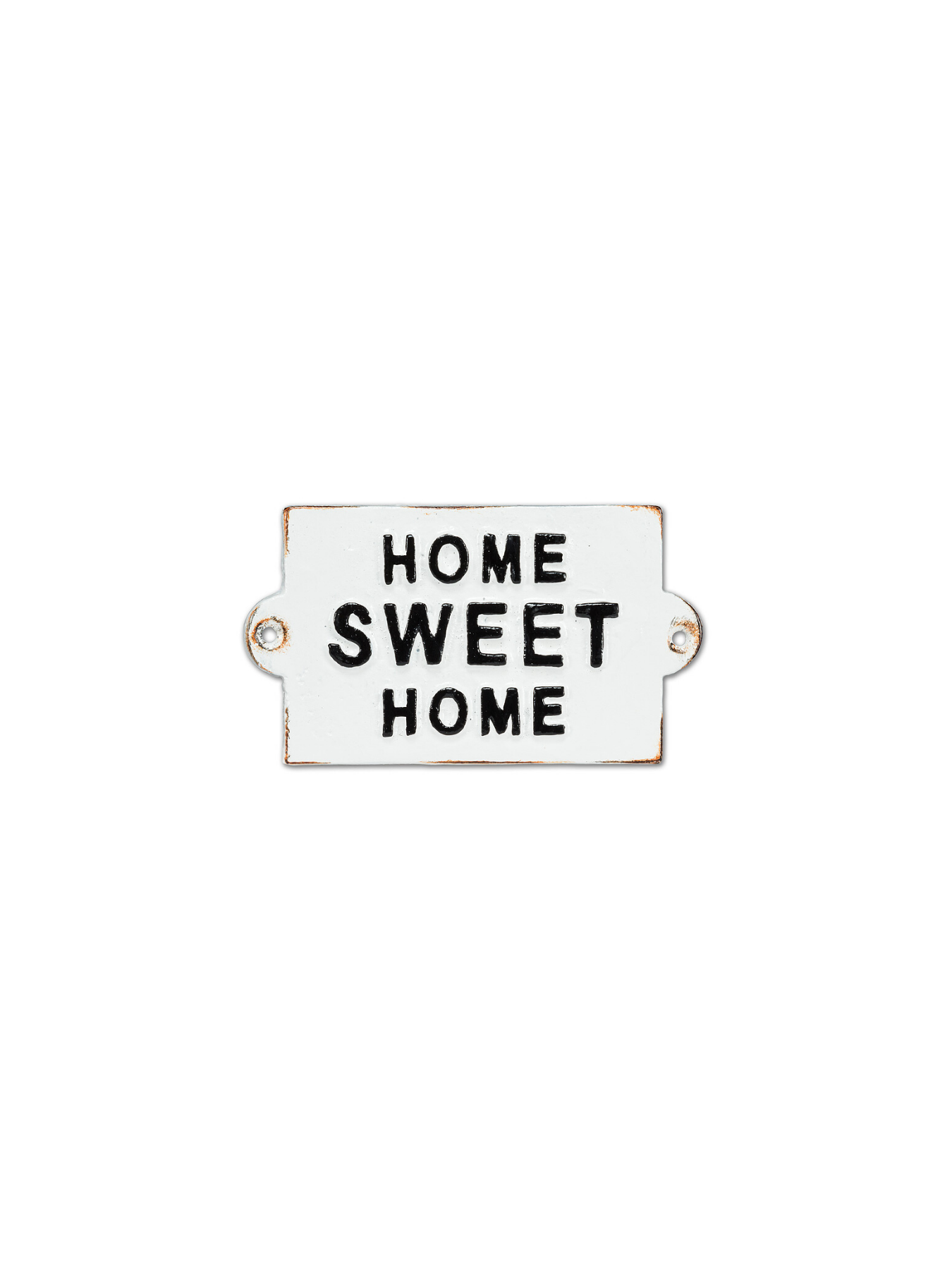 Abbott Home Sweet Home Place Sign