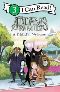 I Can Read: The Addams Family - A Frightful Welcome