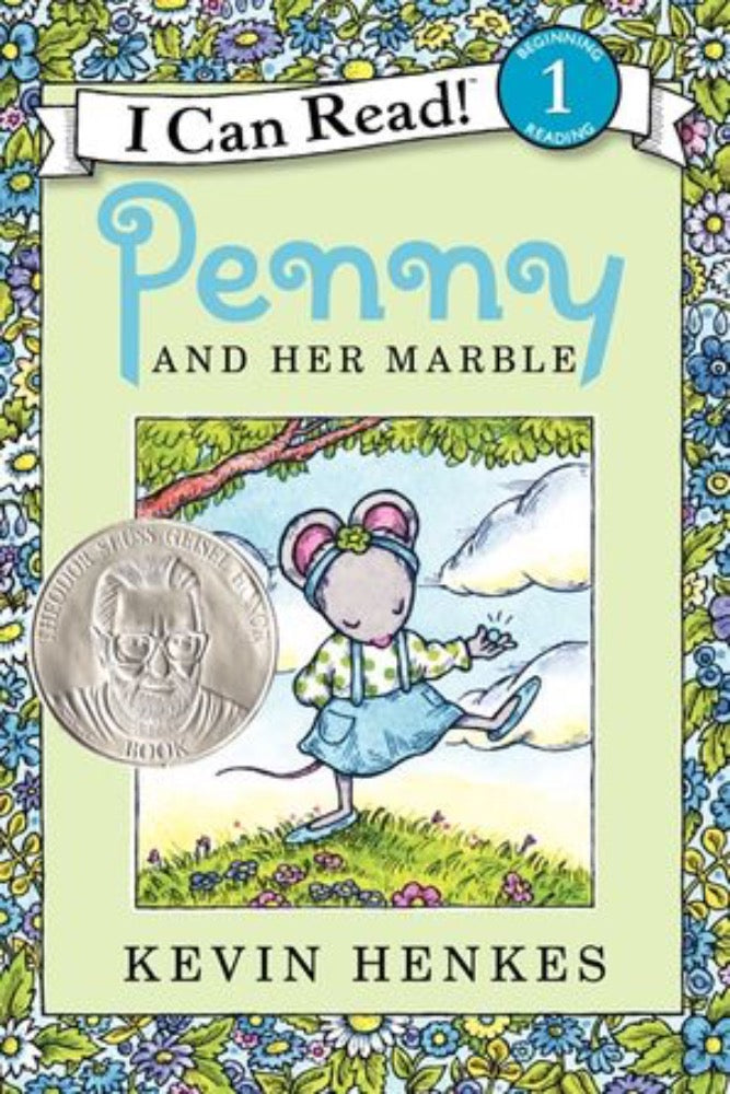 Copy of I Can Read: Penny And Her Marble