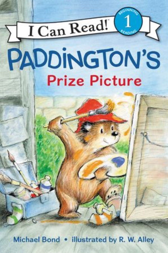 I Can Read: Paddington Prize Picture