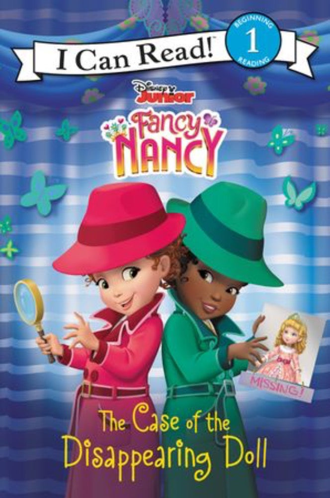 I Can Read: Fancy Nancy - The Case of the Disappearing Doll