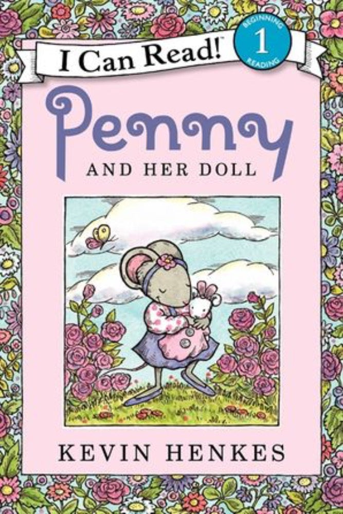 I Can Read: Penny And Her Doll