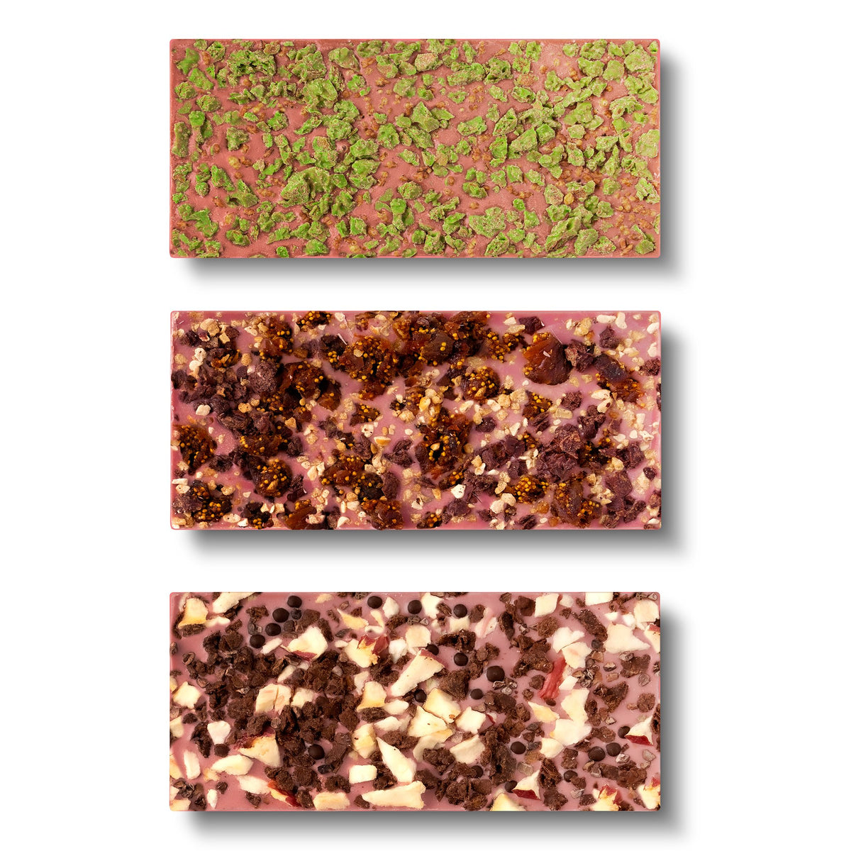 Flair Belgian Ruby Chocolate, 6-Set (2 Each)