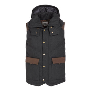 Alpine Hooded Vest-Alps&Meters