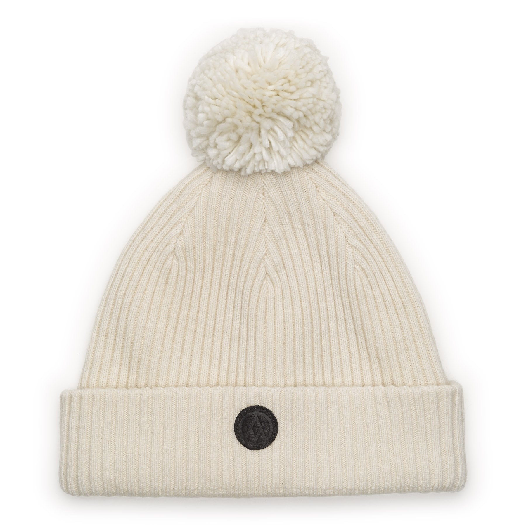 Cashmere Classic Pom Hat-Alps&Meters