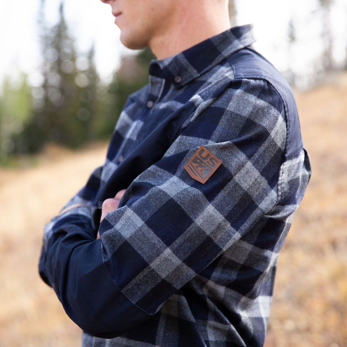 U.S. Ski Team Touring Flannel
