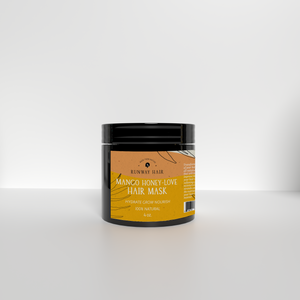 Mango Honey-Love Hair Mask