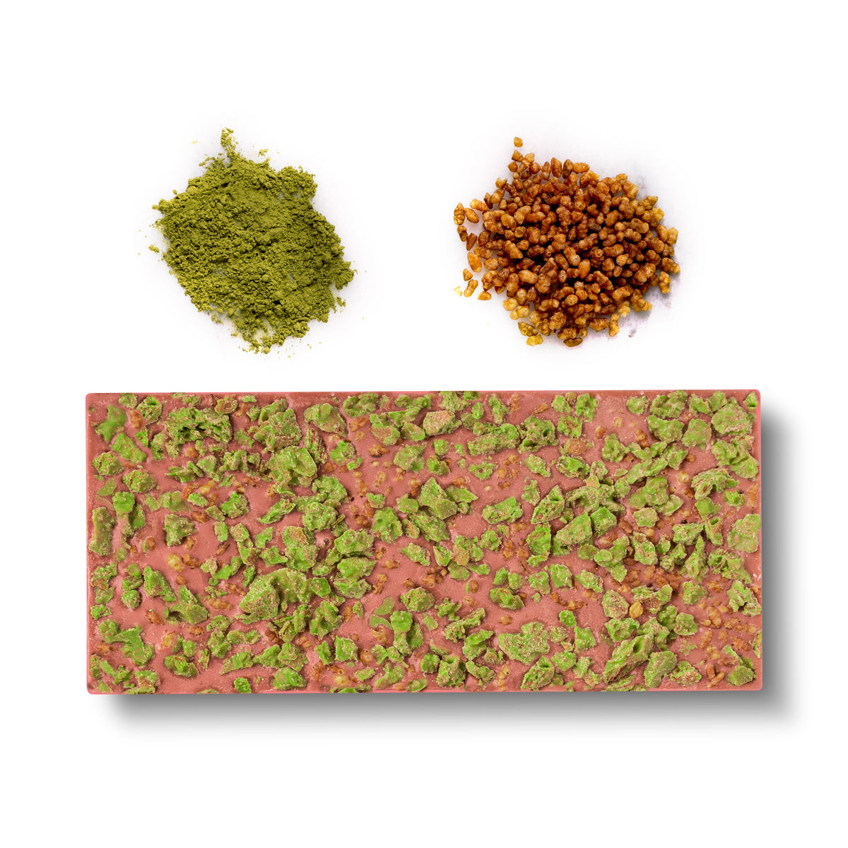 Flair Ruby Chocolate - Tokyo (Private Reserve Matcha & Genmai Rice), 7-Set