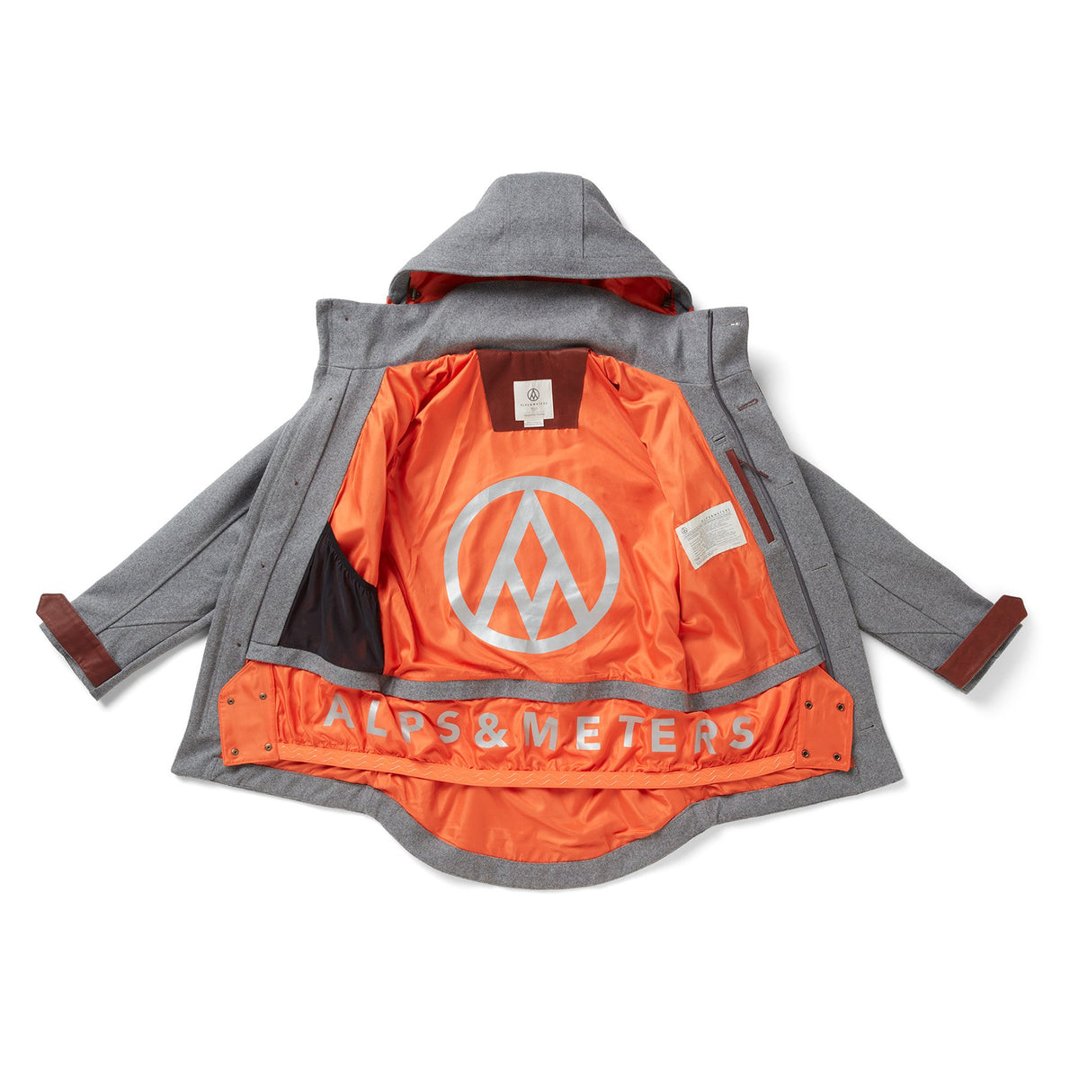 Alpine Outrig Jacket-Alps&Meters