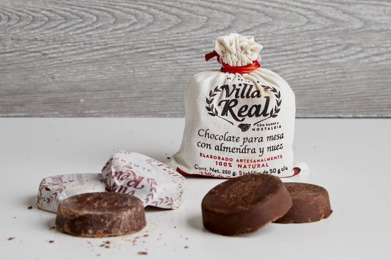 Villa Real Mexican Hot Chocolate