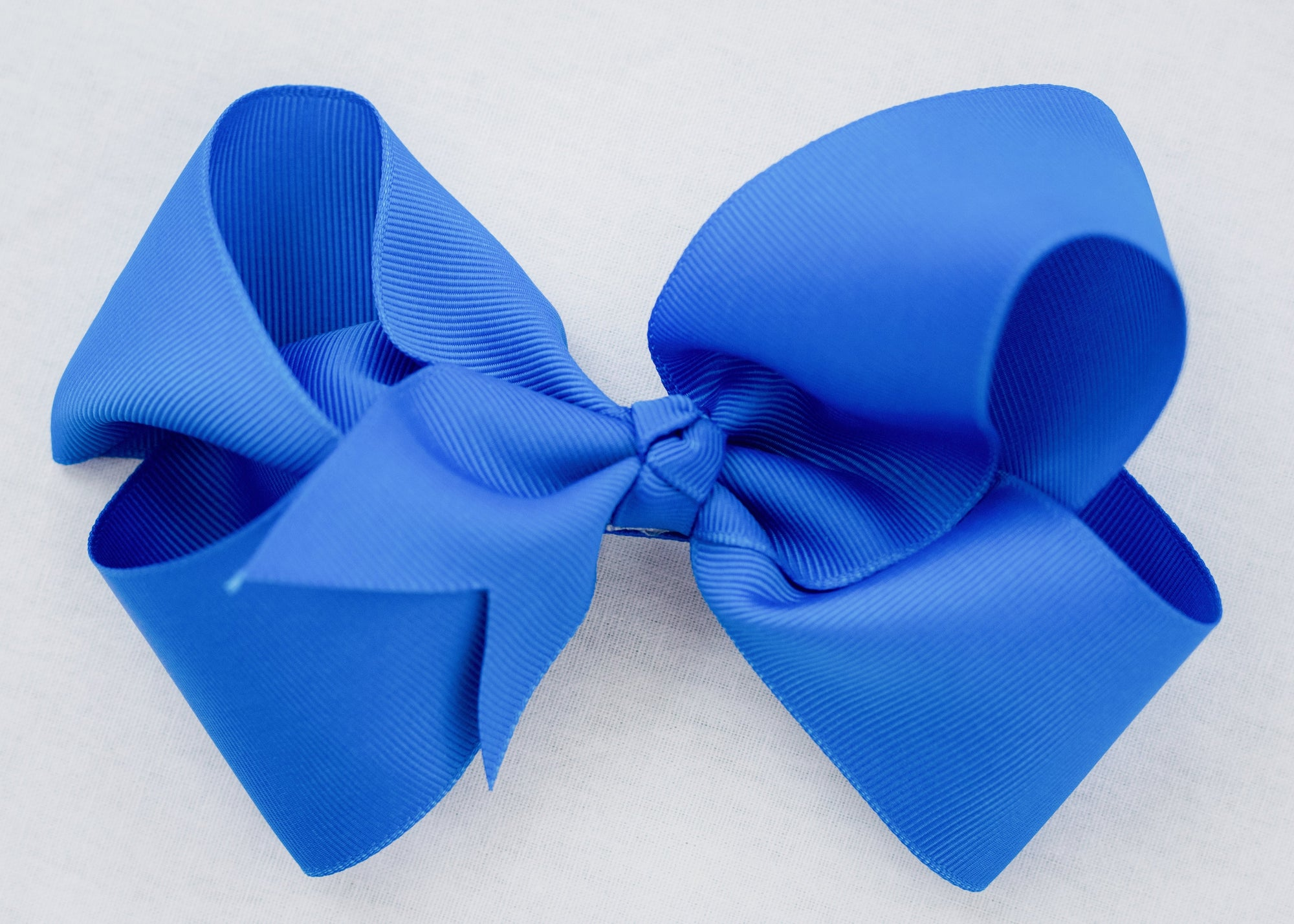FRENCH BLUE BOW