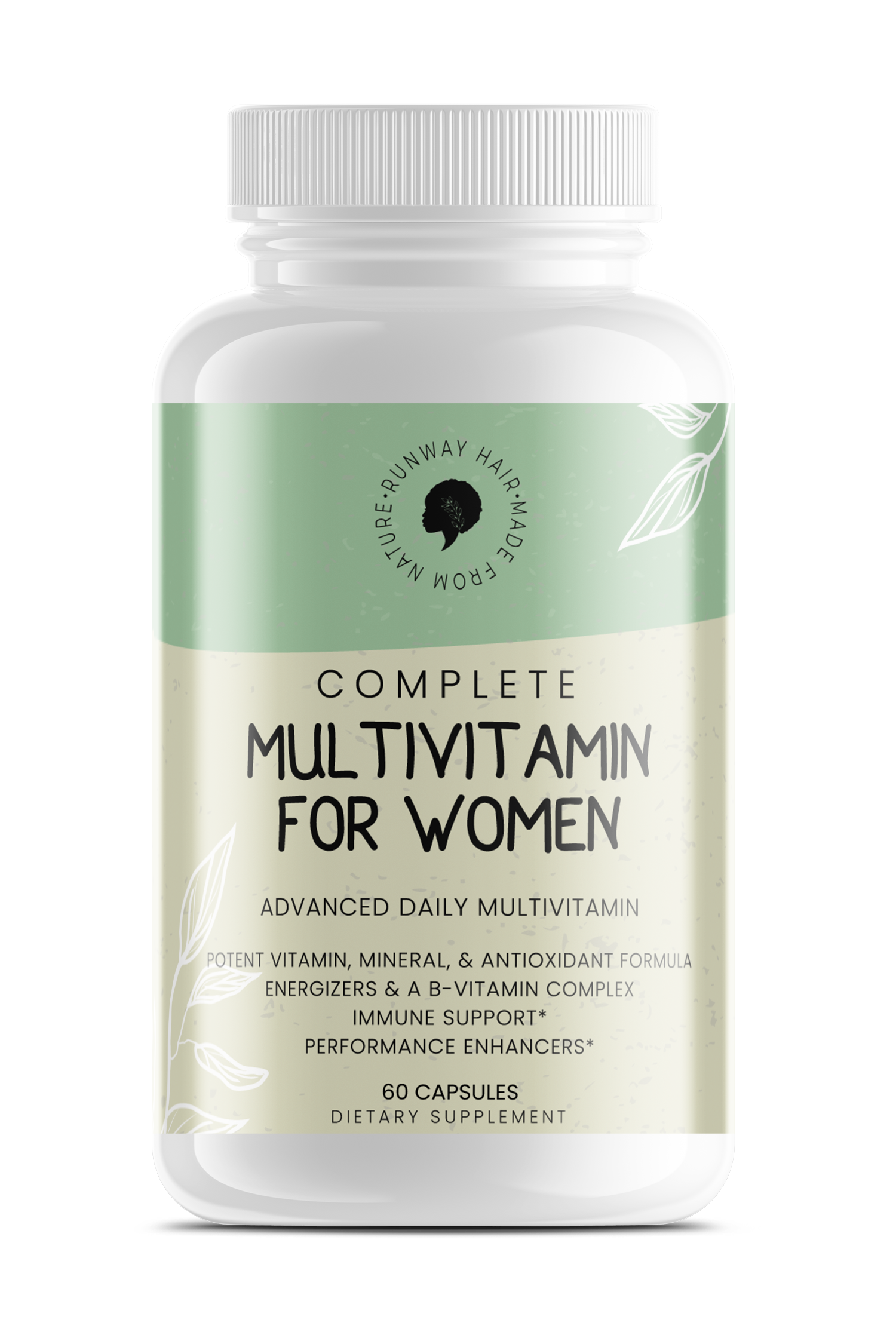 Runway Hair Complete Multivitamin for Women