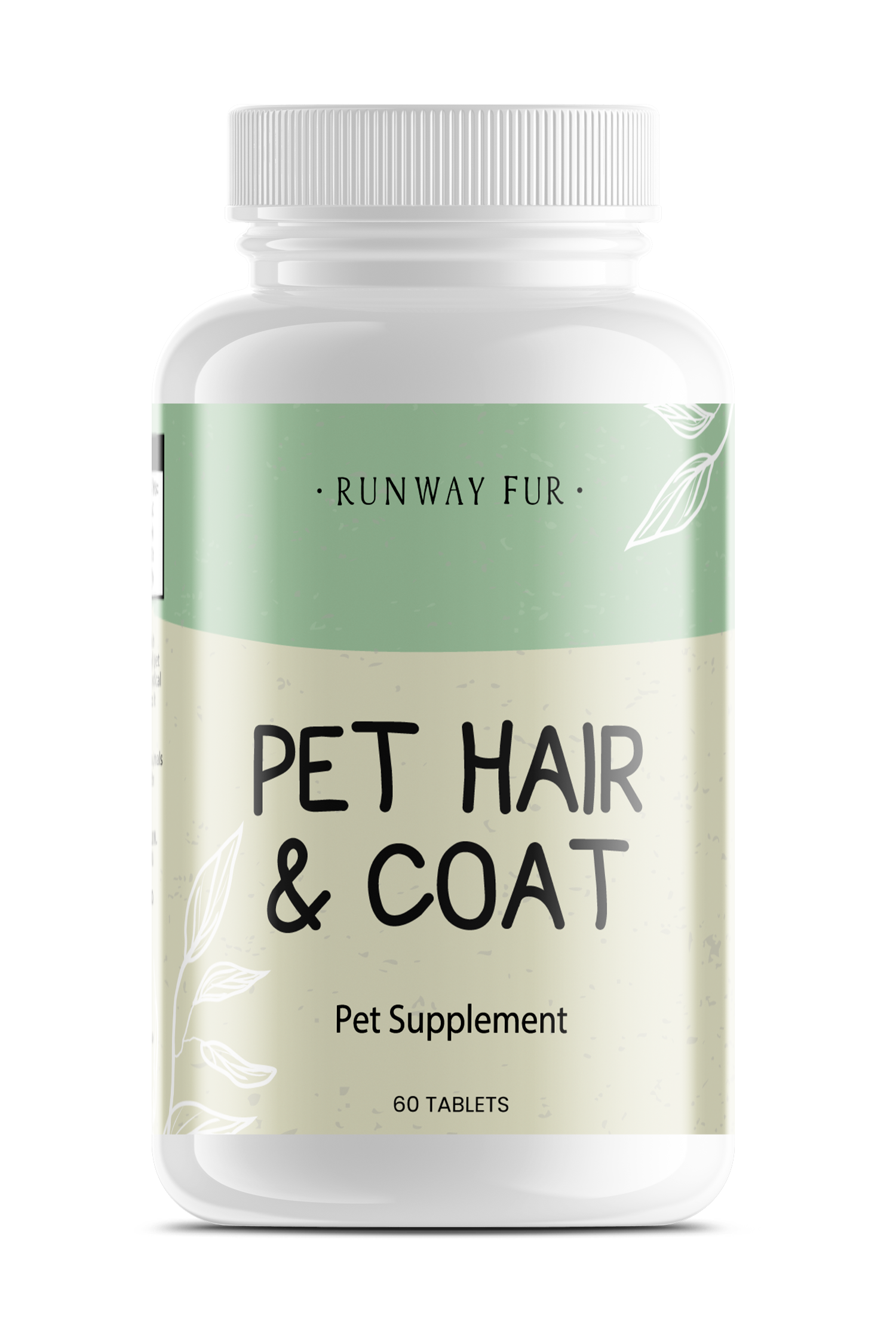 Runway Fur Pet Hair & Coat Supplement